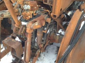 NEW HOLLAND 7040 Transmission