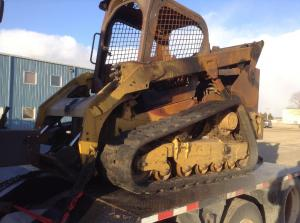 CAT 299D  Equipment Parts Unit