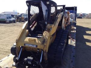 CAT 289C Equipment Parts Unit