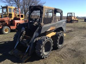 JOHN DEERE 332D Equipment Parts Unit