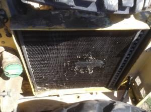 NEW HOLLAND L185 Hydraulic Cooler