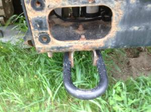 FORD LCF55 Tow Hook