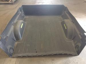 CHEVROLET SILVERADO 1500 PICKUP Bed Mat