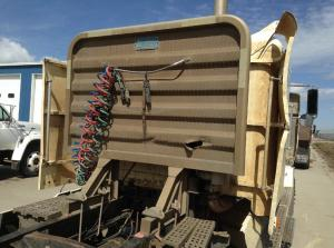 FREIGHTLINER FLD120 Cab Protector