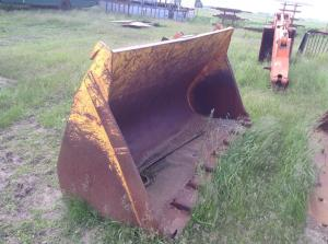 JOHN DEERE 644D Wheel Loader Attachments