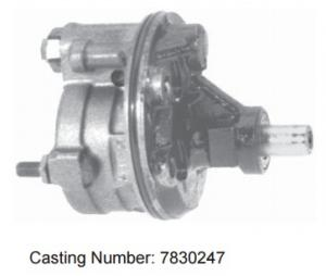 FORD  Vacuum Booster