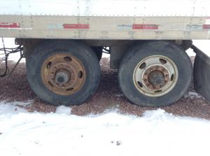 GREAT DANE TRAILER Trailer Axle