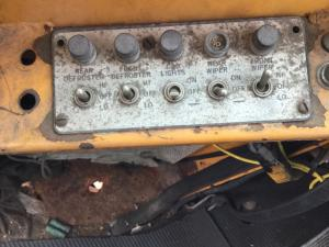 FIAT-ALLIS 545B Electrical, Misc. Parts