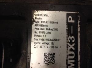 KENWORTH T660 Electronic Chassis Control Modules