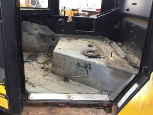 JCB 416B HT Interior, Misc. Parts