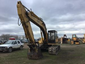 CAT E200B Equipment Parts Unit
