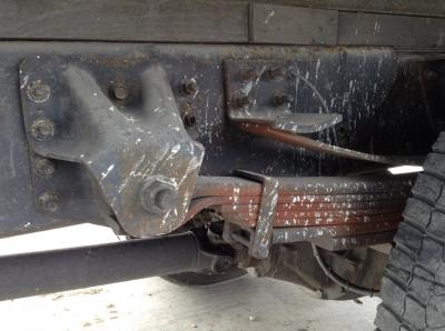 CHEVROLET C6500 Leaf Spring, Rear