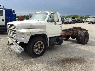FORD F600 Parts Unit