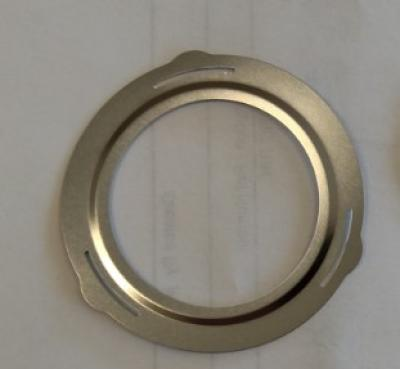 VOLVO VED12 Exhaust Gasket