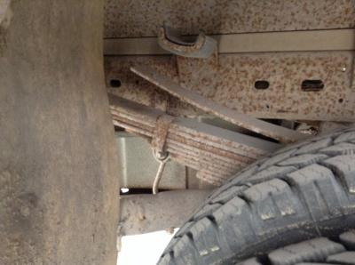 FORD FORD F350SD PICKUP Leaf Spring, Rear