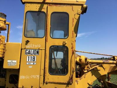 Galion 118-B Door Assembly