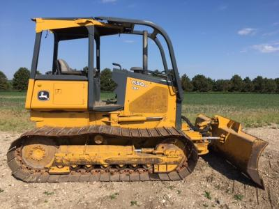 JOHN DEERE 650JLGP Equipment Units