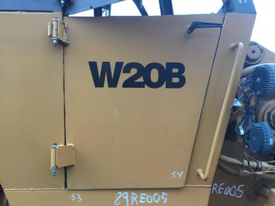 BOBCAT 863 Door Assembly