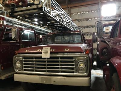 1975 Ford F700
