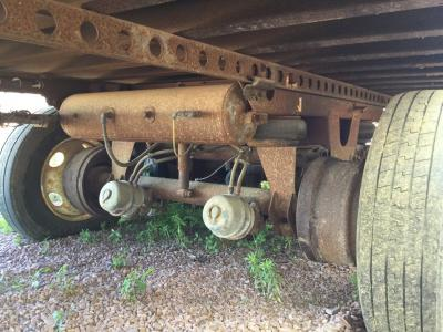 TRAILMOBILE TRAILER Trailer Axle