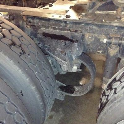 KENWORTH AG380 Suspension