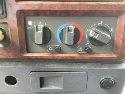 MACK CXU613 Heater & AC Temperature Control