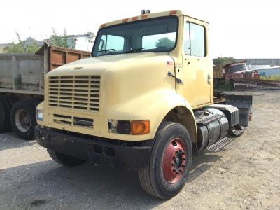 INTERNATIONAL 8100 Parts Unit