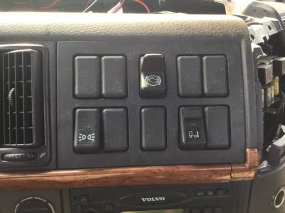 VOLVO VNM Dash Panel