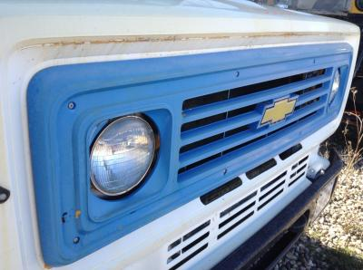 CHEVROLET B6000 Grille