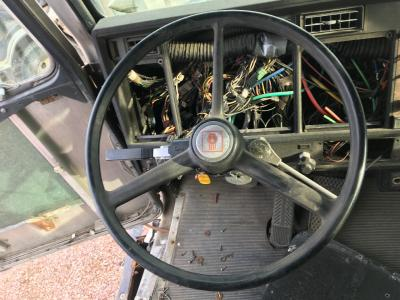 KENWORTH T600 Steering Wheel
