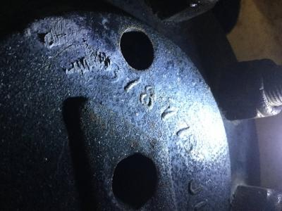 INTERNATIONAL 578778C1 Axle Shaft