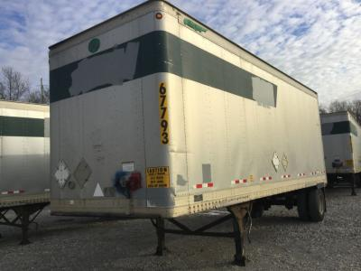GREAT DANE TRAILER Trailer