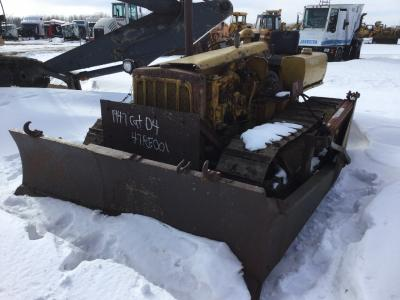 CAT D4 Equipment Parts Unit