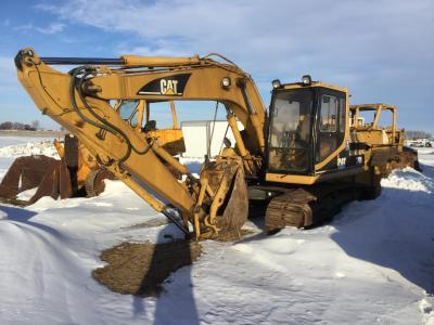 CAT 312B Equipment Parts Unit