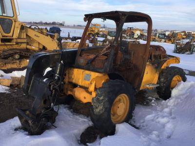 JCB 527-55 Equipment Parts Unit