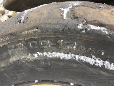 HYSTER H70C Tire and Rim