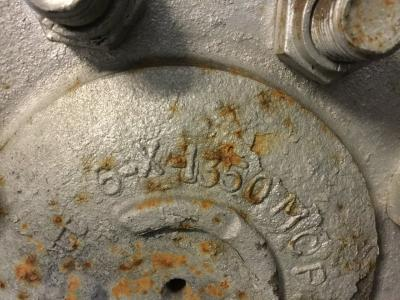 MERITOR 3206X1350 Axle Shaft