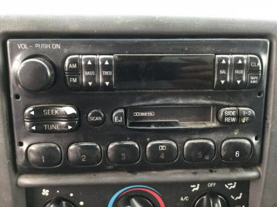 FORD F750 A/V Equipment
