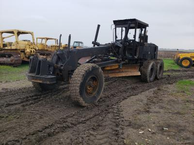 JOHN DEERE 770CH Equipment Parts Unit