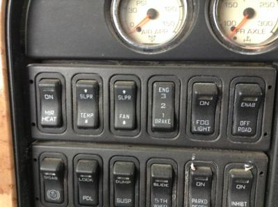 International Prostar Dash Panel