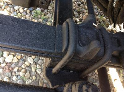 INTERNATIONAL 9200 Leaf Spring, Front