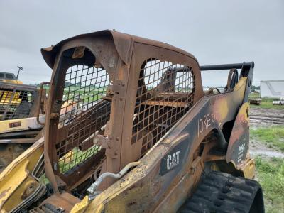 CAT 299C Cab Assembly