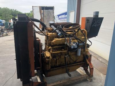 ALLIS CHALMERS 649T Engine Assembly
