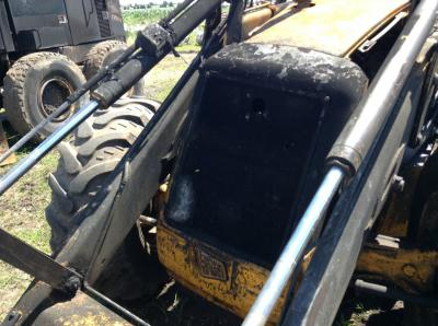 JCB 214F  Radiator Support