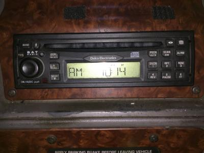 KENWORTH T2000 A/V Equipment