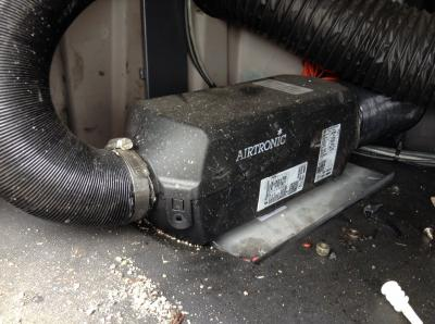 FREIGHTLINER CASCADIA Heater, Auxilary