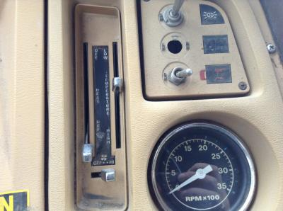 FORD LNT8000 Heater & AC Temperature Control