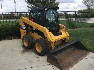 CAT 236D Equipment Units