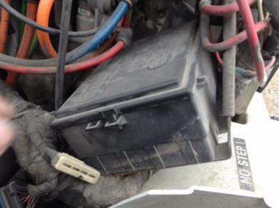 international 4300 fuse box