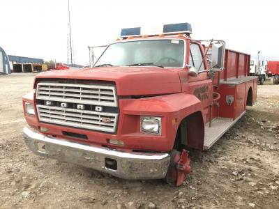FORD F700 Parts Unit